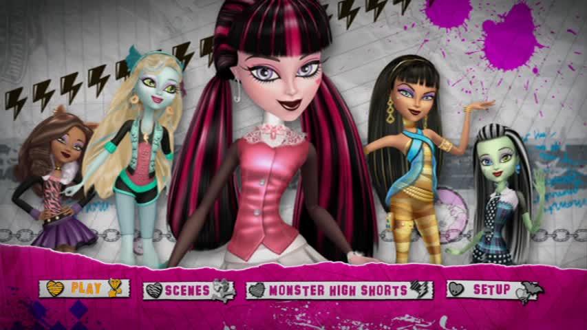 Monster high monster high ghouls rule monster high movie - Monster high youtube ...