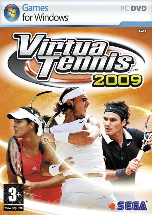 Virtua Tennis pc dvd-ის სურათის შედეგი
