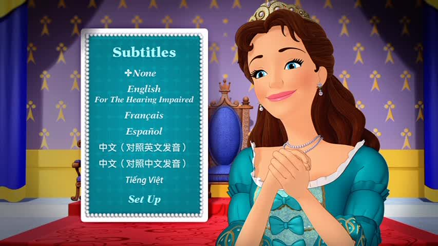 Sofia The First Once Upon a
