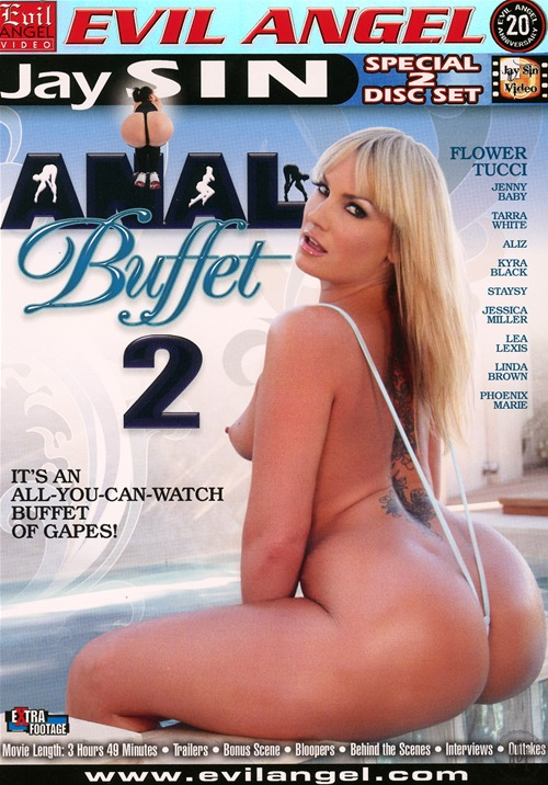 Anal Buffet 2 (Deluxe) (DVD-R) (18+) Click to enlarge. Actual cover may  differ.