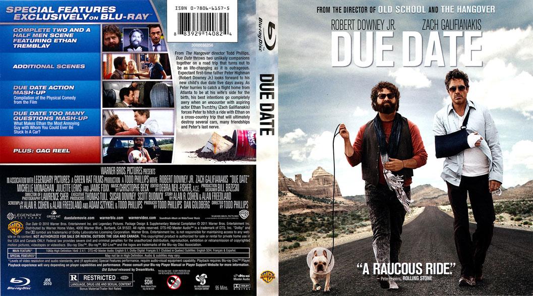 Due date movie free online in Sydney
