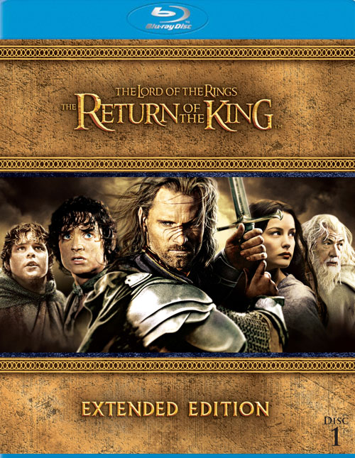 Free: lord of the rings: the return of the king extended edition.