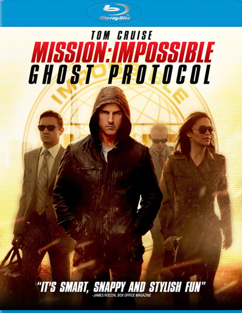 Mission Impossible Ghost Protocol 2011 BluRay 720p 750MB Dual Audio ( Hindi – English ) Esub MKV