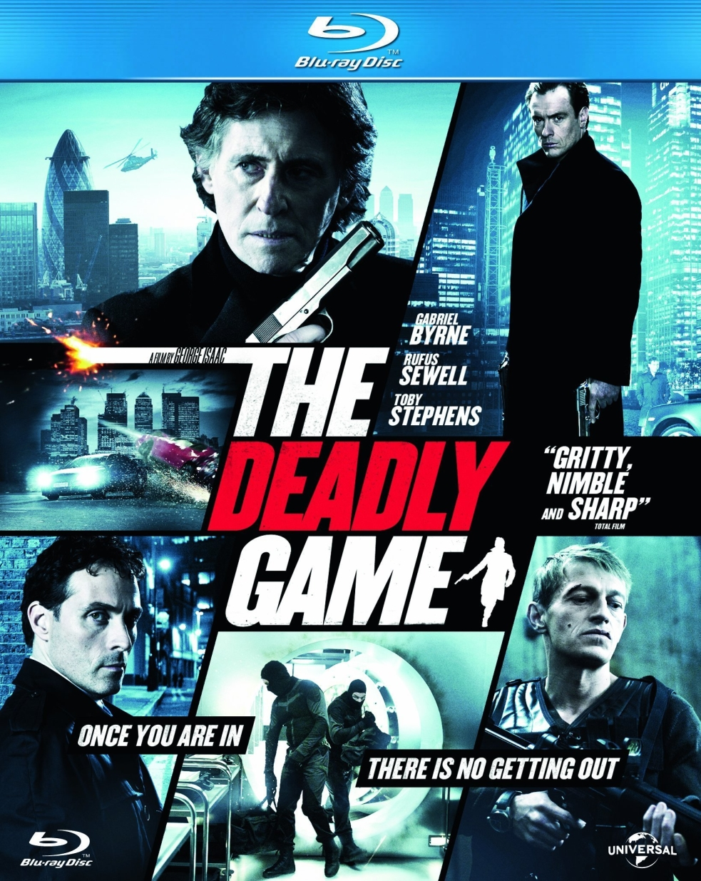 The Deadly Game (2013) .m2ts Full BluRay DTS-HD MA ENG DTS ITA