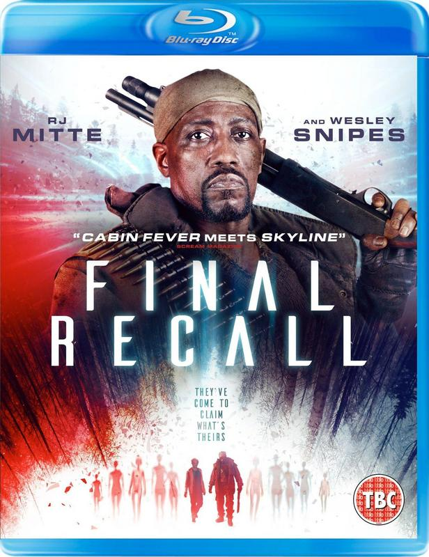 Final Recall (2017) : Film   Find out more on Final Recall