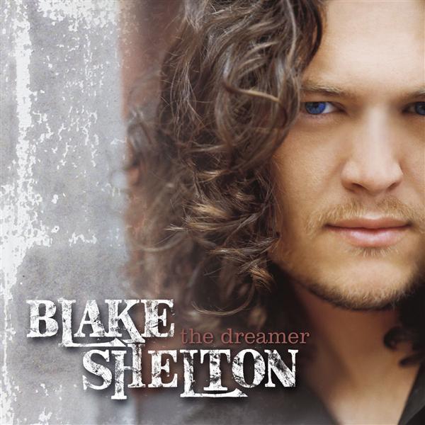 Blake shelton the dreamer music cd
