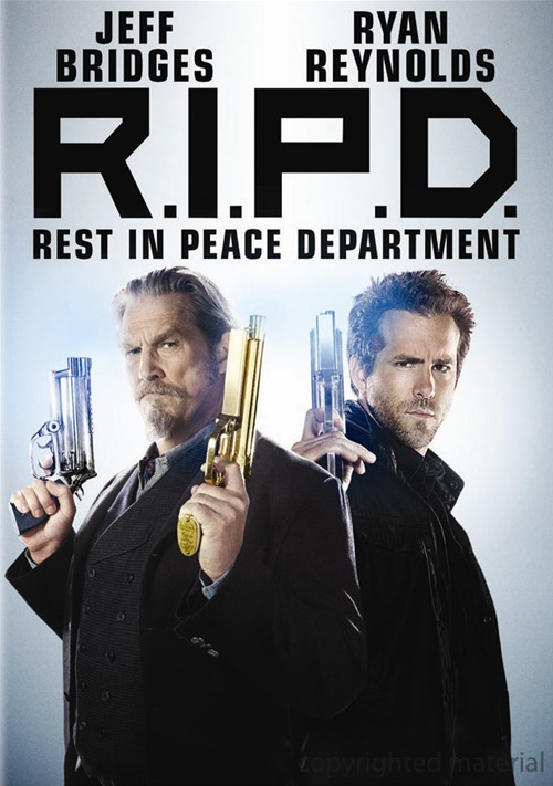 Ripd Dvd Cover | www.imgkid.com - The Image Kid Has It! R.i.p.d. Dvd