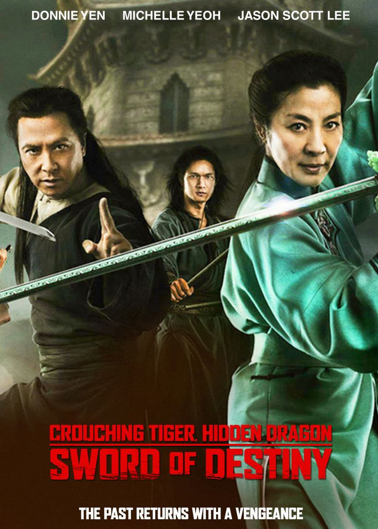 Crouching Tiger Hidden Dragon Sword Of Destiny Stream