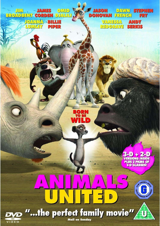 Animals United 2010 - Vương Quốc Thú [hd]
