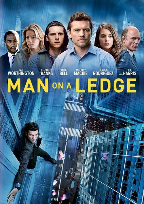 MAN ON A LEDGE (2012)