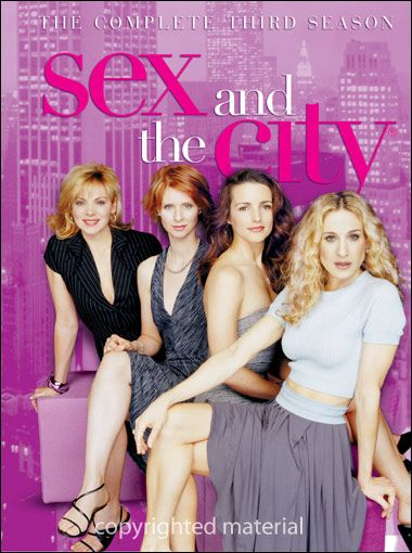 Sex and the city series dvd pic 15
