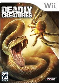 Deadly Creatures (Wii DVD-R)