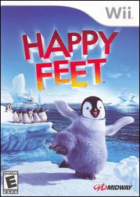 Happy Feet (Wii DVD-R)