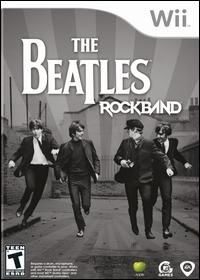 The Beatles: Rock Band (Wii DVD-R)