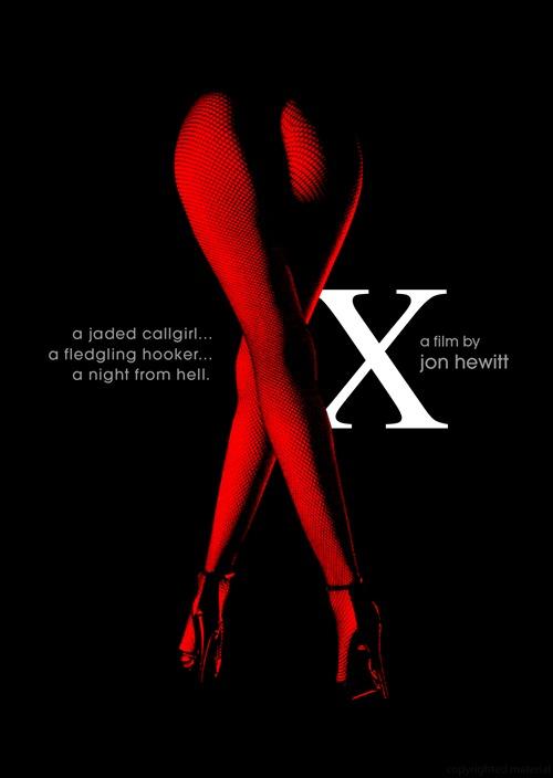 X (2011) affiche