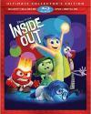 Inside Out (2015) 3D (BD50)(Blu-ray)