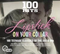 100 Hits - Lipstick on Your Collar (2017)(Music CD)