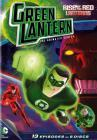 Green Lantern The Animated Series: Season One, Part One (2012)(2 Disc)(DVD-R)