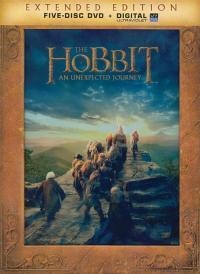 Hobbit, The: An Unexpected Journey - Extended Edition (5 Disc)(Deluxe)(DVD-R)