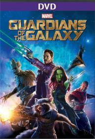 Guardians Of The Galaxy (2014)(Deluxe)(DVD-R)