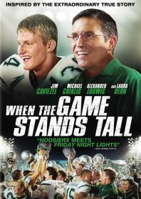 When The Game Stands Tall (2014)(DVD-R)