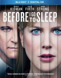 Before I Go To Sleep (2014)(Blu-ray)