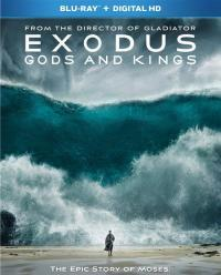 Exodus: Gods And Kings (2015)(Blu-ray)