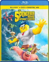 SpongeBob Movie, The : Sponge Out of Water (2015)(Blu-ray)