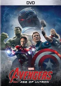 Avengers: Age of Ultron (2015)(Deluxe)(DVD-R)