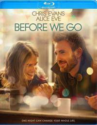 Before We Go (2015)(Blu-ray)