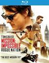 Mission: Impossible - Rogue Nation (2015)(Blu-ray)