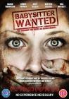 Babysitter Wanted (DVD-R)