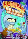 Futurama the Movie: Bender's Big Score (DVD-R)