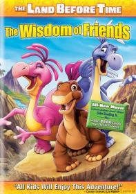 Land Before Time XIII, The: The Wisdom Of Friends (DVD-R)