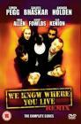 We Know Where You Live - The Complete Series (DVD-R)