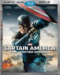 Captain America - The Winter Soldier 3D (2014)(BD50)(Blu-ray)