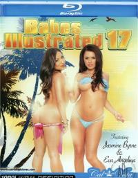 Babes Illustrated 17 (18+)(Blu-ray)