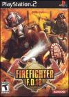 Firefighter F.D.18 (PS2 DVD-R)