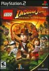 LEGO Indiana Jones: The Original Adventures (PS2 DVD-R)