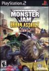 Monster Jam: Urban Assault (PS2 DVD-R)