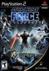 Star Wars: The Force Unleashed (PS2 DVD-R)