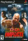 TNA Impact! (PS2 DVD-R)