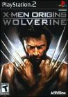 X-Men Origins: Wolverine (PS2 DVD-R)