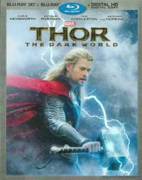 Thor - The Dark World (2013)(Blu-ray 3D)(Blu-ray)