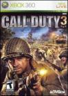 Call of Duty 3 (Xbox360 DVD-R)