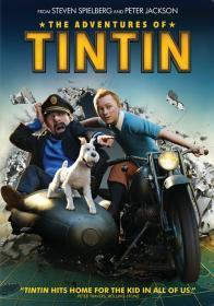 Adventures of Tintin, The (2011)(DVD-R)