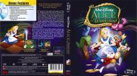 Alice In Wonderland (Cartoon) (Blu-ray)