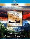 America's National Parks: Yellowstone, Yosemite, Grand Canyon (Blu-ray)