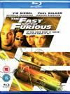 Fast and The Furious, The (Blu-ray)