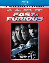 Fast and Furious 4 (Blu-ray)